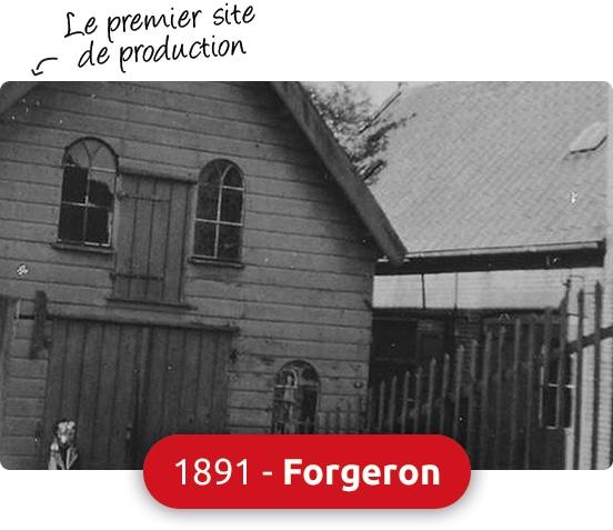 1891 Forgeron