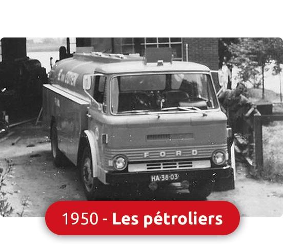 1950 Les petroliers