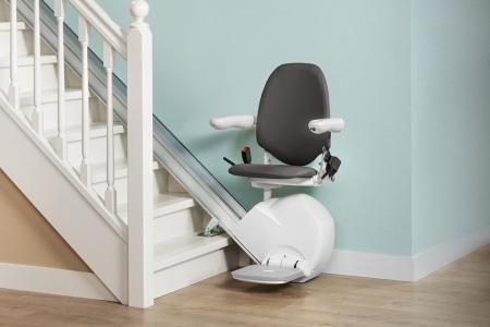 Découvrez toutes les spécifications du monte-escalier Otolift Line